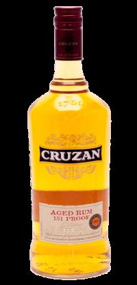 Cruzan Est Diamond Dark Rum 750ml