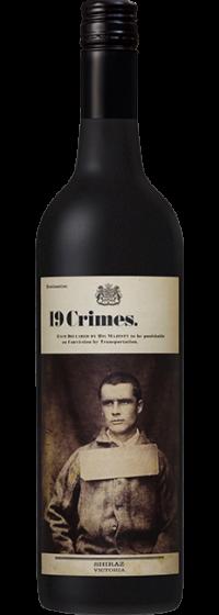 19 Crimes Red Blend 750ml