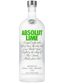 Absolut Vodka Lime 1.75L