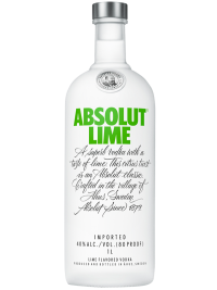 Absolut Vodka Lime 1L