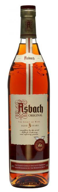 Asbach Uralt 3 yr Brandy 750ml