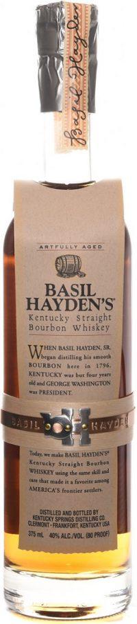 Basil Haydens Bourbon 375ml