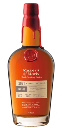 Makers Mark 2021 Wood Finishing Series FAE-01