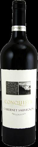 CONQUISTA CAB SAUV 750ML Wine RED WINE