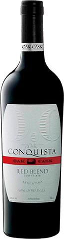 CONQUISTA OAK RED BLEND 750ML_750ML_Wine_RED WINE
