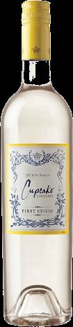 CUPCAKE PINOT GRIGIO 750ML Wine WHITE WINE