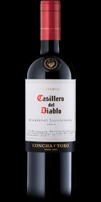 Casillero Del Diablo Cabernet 750ml
