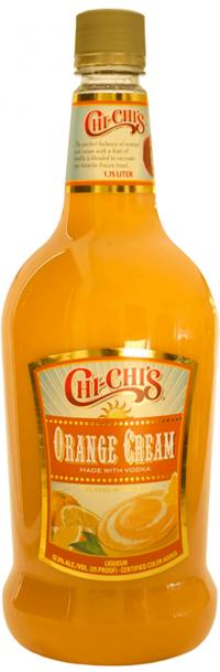 Chi Chi Orange Cream 25 Prf 1.75L