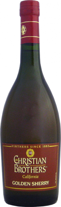 Christian Brothers Golden Sherry