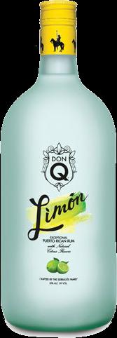 DON Q LIMON 1.75L Spirits RUM