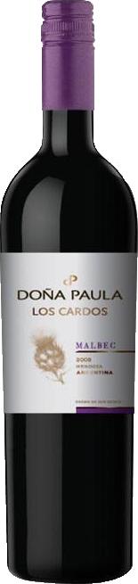 Dona Paula Los Cardos Malbec 750ml