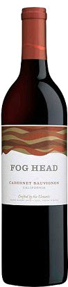 FOG HEAD CAB 750ML Wine RED WINE