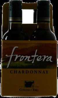 FRONTERA CHARD 187ML 4PK Wine WHITE WINE