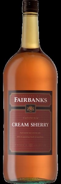 Fairbanks Cream Sherry Wine 1.5L