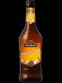 HIRAM WALKER Amaretto & Cognac 50 Proof 750ml