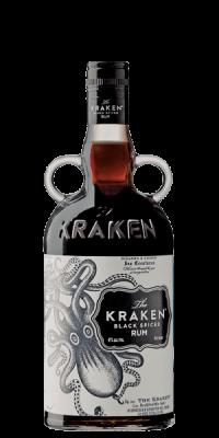 Kraken 70Pr Black Spiced 750ml
