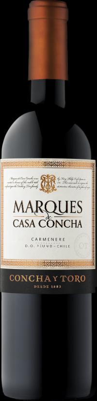 MARQUES CASA CONCHA CARM 750ML Wine RED WINE