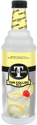 MR MRS T TOM COLLIN MIX 1.0L Spirits COCKTAIL MIXERS