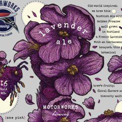 Motorworks Lavender Ale