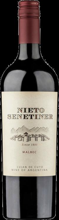 NIETO SENETINER MALBEC 750ML Wine RED WINE