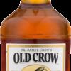 OLD CROW STRAIGHT BOURBON 80 PET 1.75L