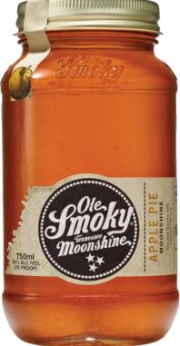 OLE SMOKY MOONSHINE APPLE PIE 70