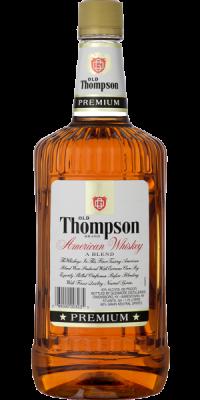 Old Thompson Whiskey 1.0L