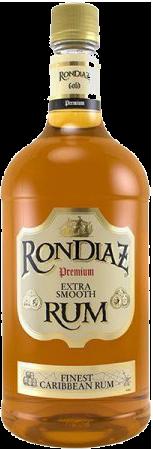 RON DIAZ RUM GOLD 1.75L Spirits RUM
