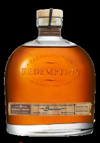 Redemption Bourbon 9 Yr Barrel 108.2 prf