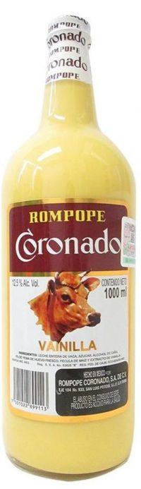 Rompope Coronado Vanilla