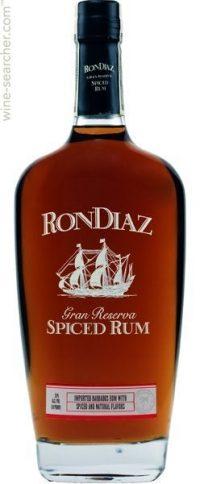 Ron Diaz Gran Reserva Rum 750ml