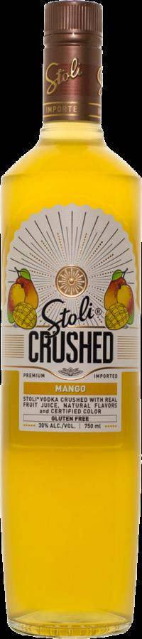 Stoli Crushed Mango Vodka 750ml