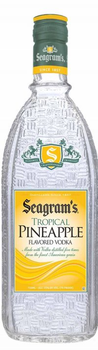 Seagrams Tropical Pineapple Vodka
