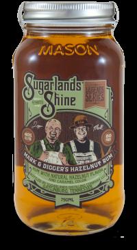 Sugarlands Hazelnut Rum 750ml