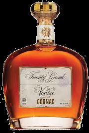TWENTY GRAND VODKA COGNAC 1.75L Spirits BRANDY COGNAC