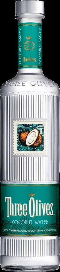 Three Olives Coconut Vodka 750ml