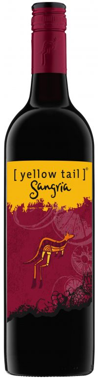 Yellow Tail Sangria Red