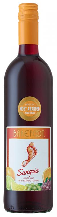 Barefoot Sangria 750ml