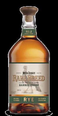 Wild Turkey Rare Breed Barrel Proof Rye