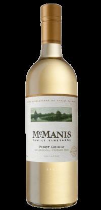 McManis Pinot Grigio 750ml