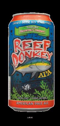 Tampa Bay Brewing Reef Donkey 16oz 4pk Cn