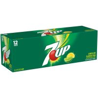 7 Up 12oz 12pk Can