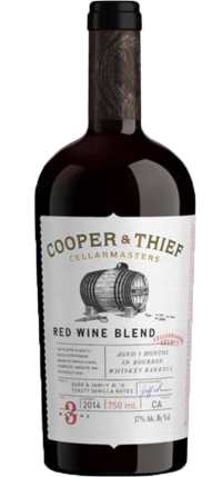 Cooper & Thief Red Barrel Aged 750ml