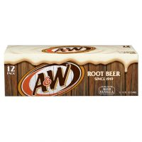 A&W Rootbeer 12oz 12pk cn