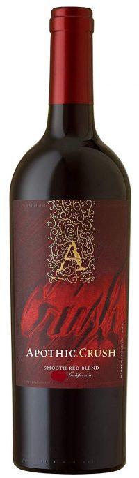 Apothic Crush Red Wine 750ml