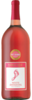 BAREFOOT WHITE ZIN 1.5L Wine ROSE BLUSH WINE