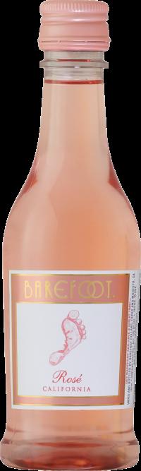 Barefoot Rose 187ml 4pk