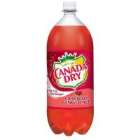 Canada Dry Cranberry Ginger Ale 2L