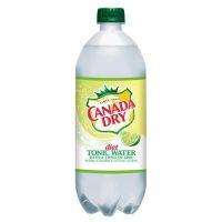 Canada Dry Diet Tonic Twist W/Lime 1L