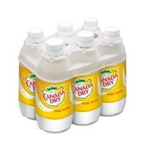 Canada Dry Tonic Water 10oz 6pk bt